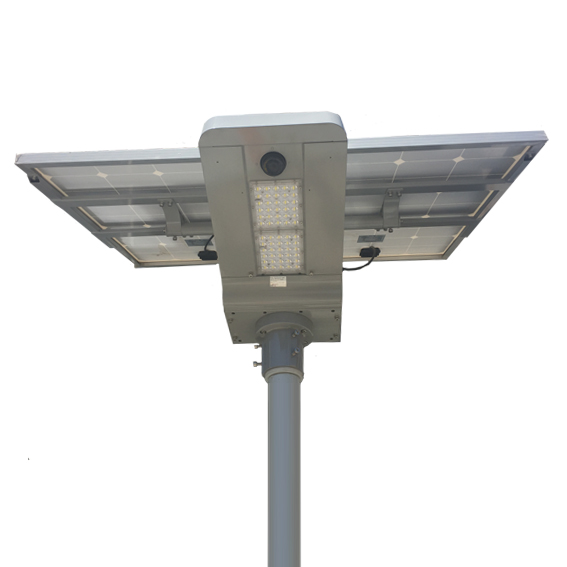 Luminaria solar autonoma Abati Titanium Argentina SC-NH200C-2