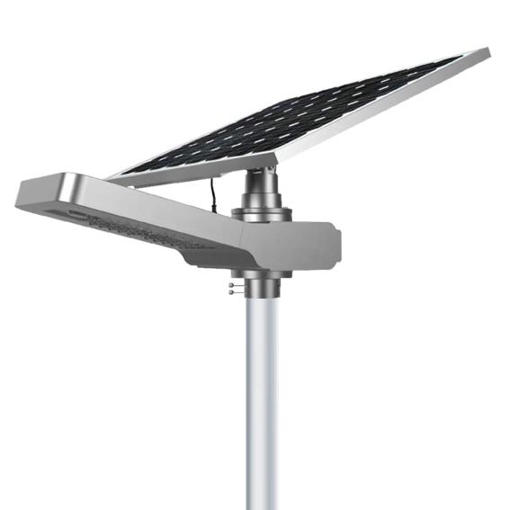 Luminaria solar autonoma Abati Titanium Argentina SC-NH80-2