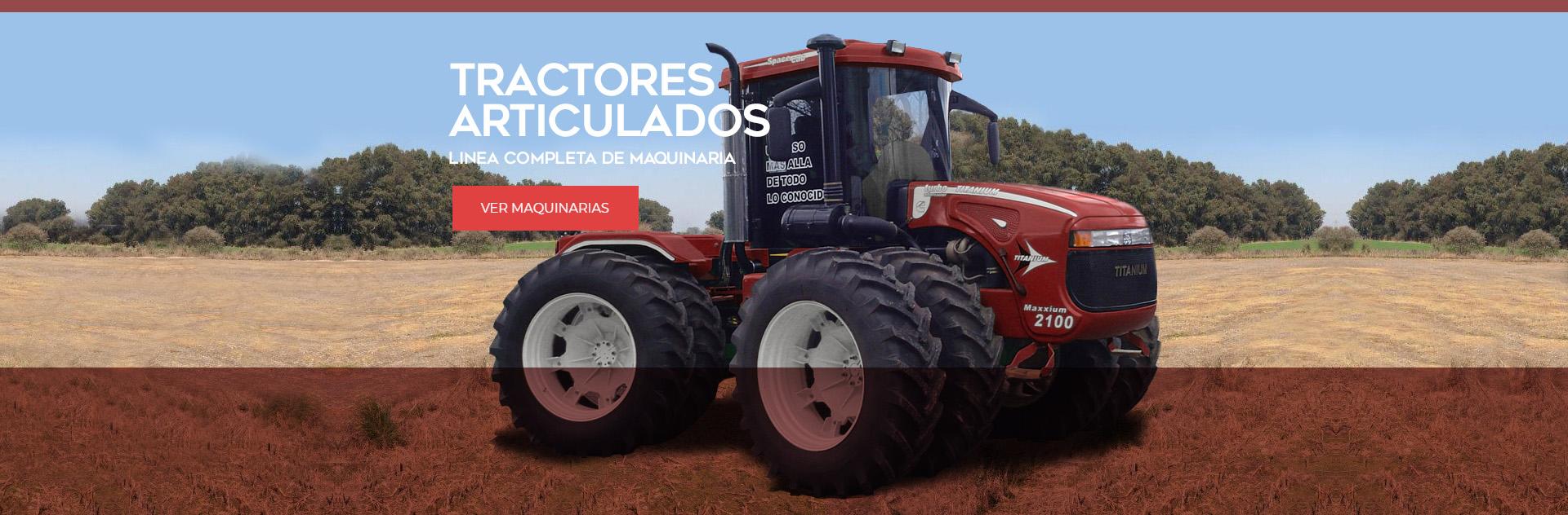 Tractores Articulados Abati Titanium Argentina Maquinaria Agricola