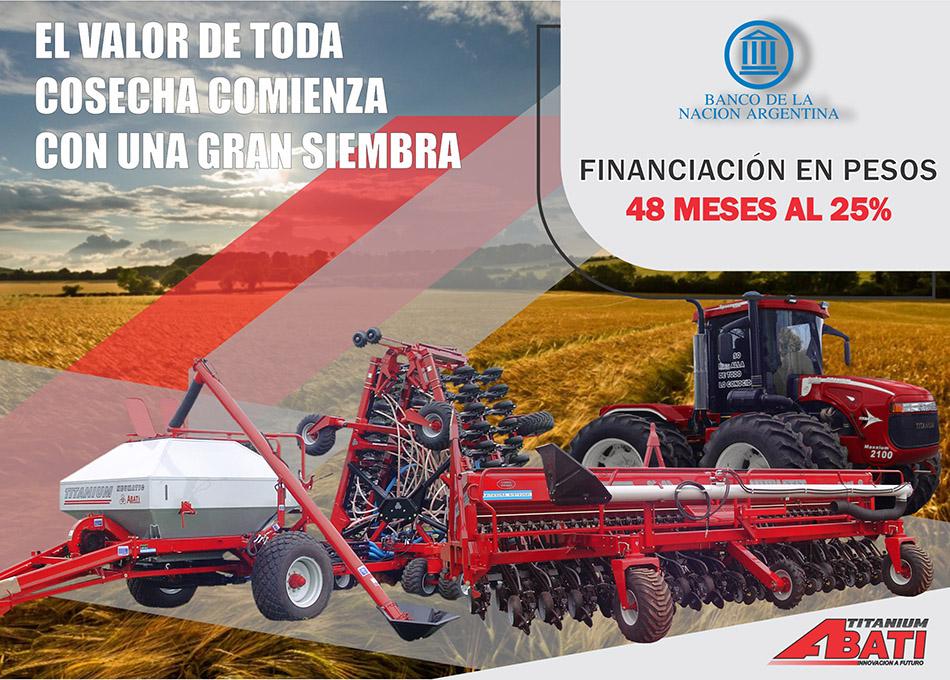 Agricola Flyer 2020 – Banco Nación