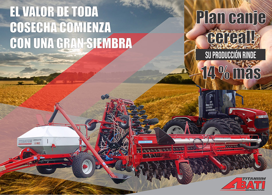 Agricola Flyer 2020 CEREAL