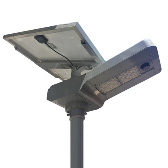 Luminaria solar autonoma Abati Titanium Argentina SC-NH80-3