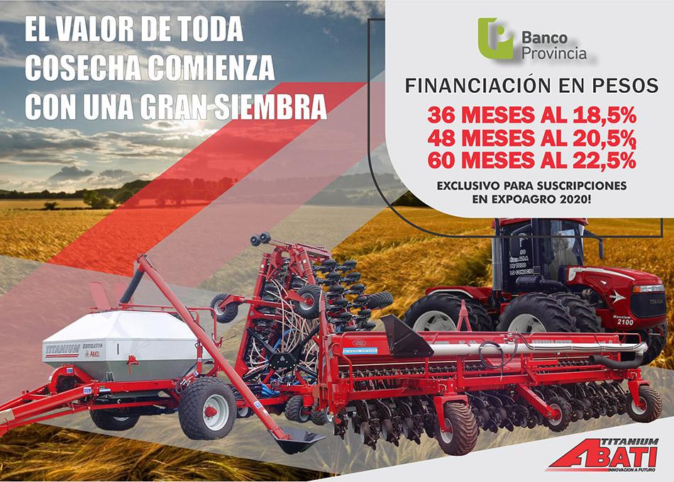 Agricola Flyer 2020 – Banco Provincia